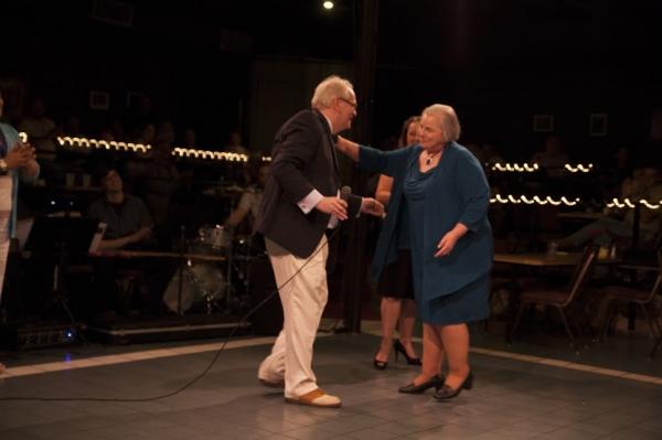 Jeffrey Ellis and Carol Irvin