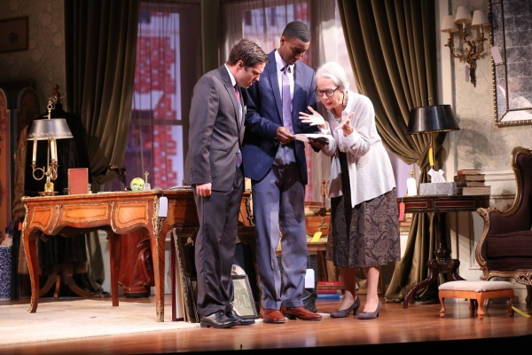 Photos: First Look at World Premiere of A.R. Gurney's LOVE & MONEY, Now Playing at Westport Country Playhouse