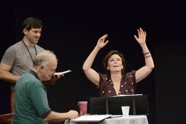 Reed Birney, Jane Kaczmarek, Michael Berresse