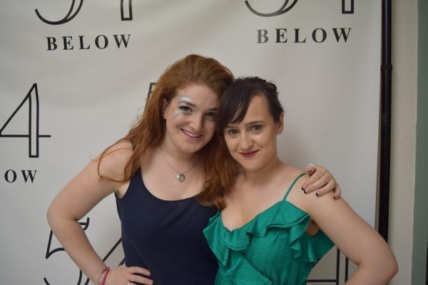Jenny Jaffe and Mara Wilson