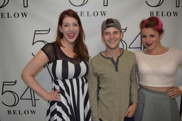 Tal Yardeni, Seth Eliser, and Katrina Rose Dideriksen Photo