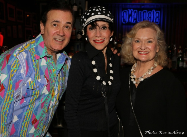 Lee Roy Reams, Liliane Montevecchi and Nancy McGraw