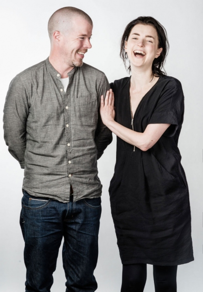 Stephen Wight, Laura Rees