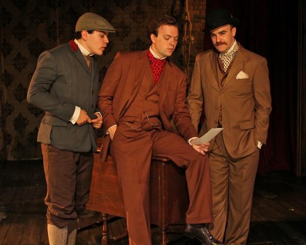 Daniel Wisniewski, James Taylor Odom, Joel Stigliano Photo