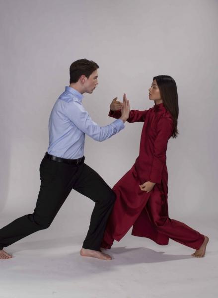 Patrick Cook and Krystal Matsuyana