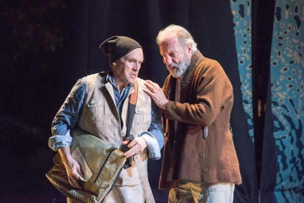 Earl of Kent (Jeremiah Kissel), King Lear (Will Lyman)