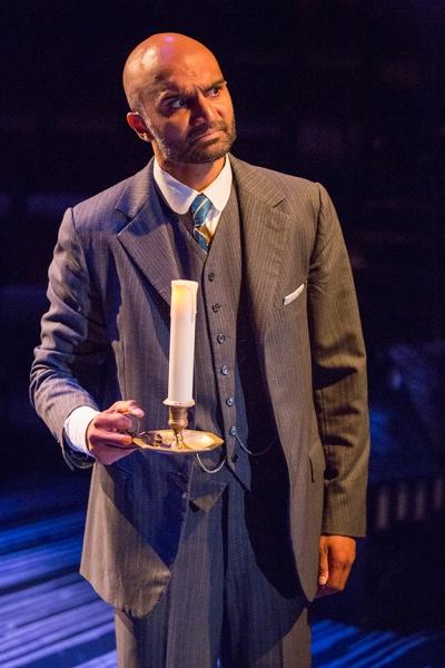 Usman Ally as Doctor Watson