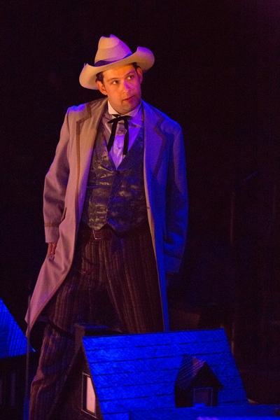 Andrew Kober as Sir Henry Baskerville