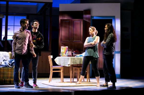 Associate 'Jason Snow and 'Chase Brock with Jessie Mueller and Diane Paulus