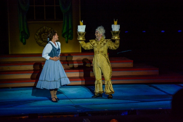 Kate Rockwell and Rob McClure