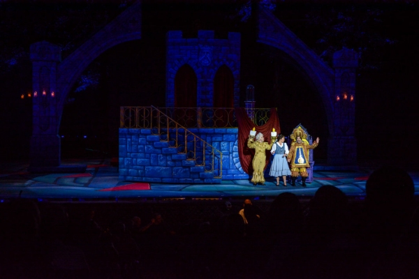Rob McClure, Kate Rockwell and Steve Rosen