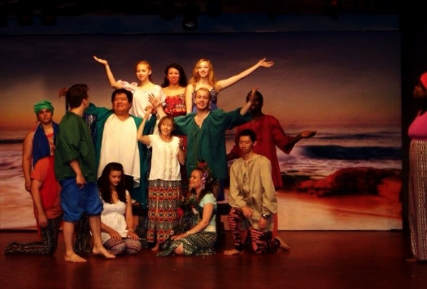 Photo Flash: First Look at Pax Amicus Castle Theatre's ONCE ON THIS ISLAND
