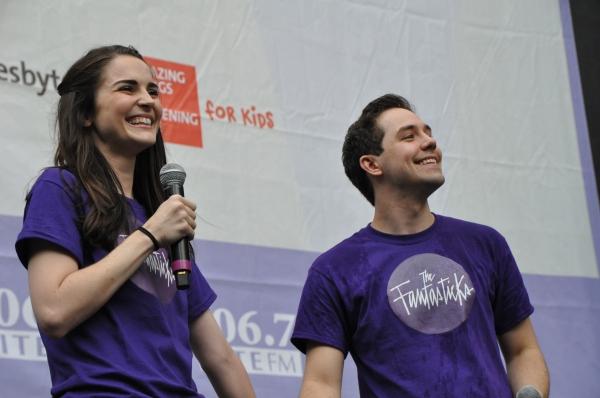 Samantha Bruce and Daniel Berryman
