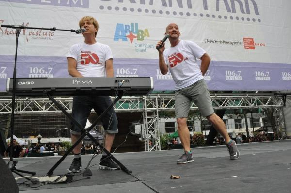 Mark Vogel and Lynn Shore