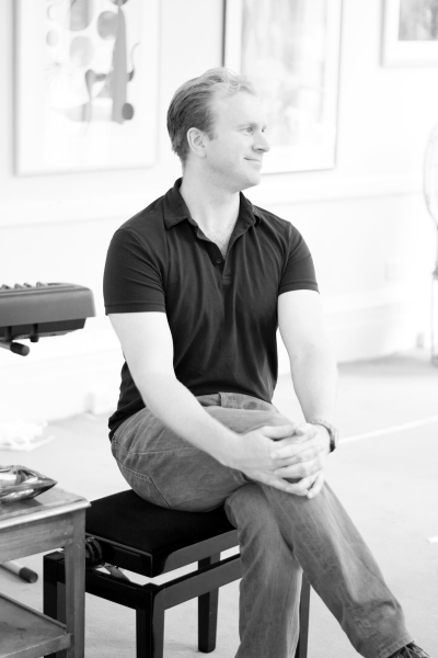 Photo Flash: In Rehearsal with THE BETTER HALF for 'A Naughty Night with Noel Coward' at the Old Red Lion
