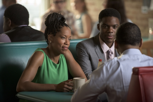 Regina King as Erika Murphy.