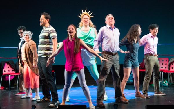 Performer, Tami Dahbura, AJ Meijer, Erika Gonzalez, Shakina Nayfack, Michael Marotta, Photo