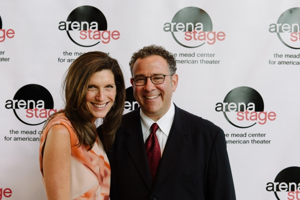 Stacey Mindich and director Michael Greif