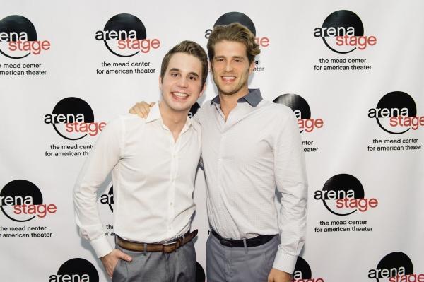 Ben Platt and Jonah Platt