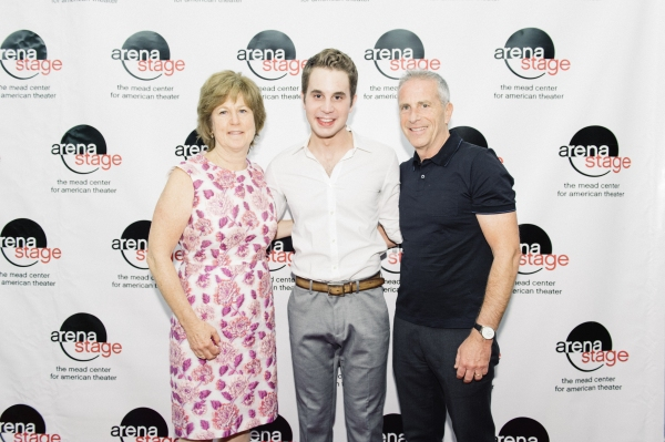 Julie, Ben and Marc Platt