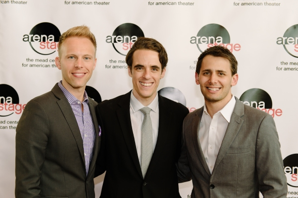 Justin Paul, Steven Levenson and Benj Pasek