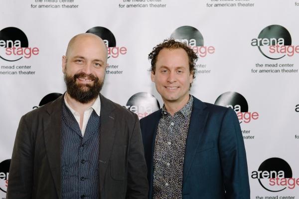 Peter Nigrini and Japhy Weideman Photo
