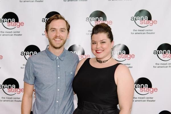 Danny Mefford and Amanda Stephens