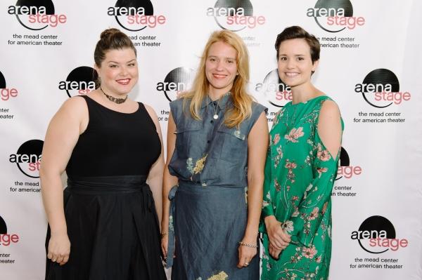 Amanda Stephens, Emily Rebholz and Jaki Bradley