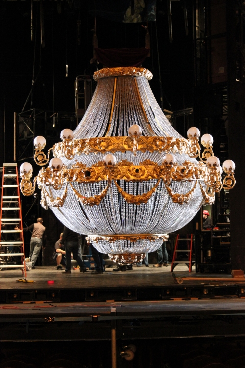 Bww Previews The New Tour Of Phantom Opera With Surprises In