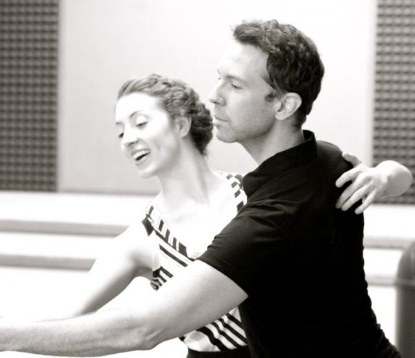 Darien Crago and Jeremy Benton Photo