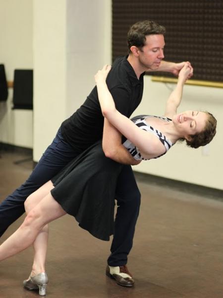 Jeremy Benton and Darien Crago Photo