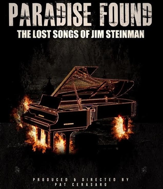 PARADISE FOUND: THE LOST SONGS OF JIM STEINMAN Starring Tyce Green Set For 54 Below, 11/21