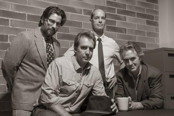 Martin Yurek, Ryan Kitley, Mark Ulrich and Michael Joseph Mitchell