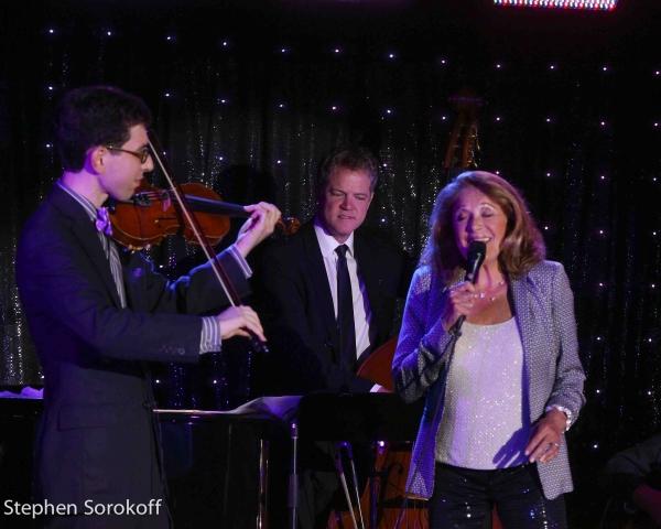 Aaron Weinstein & Linda Lavin