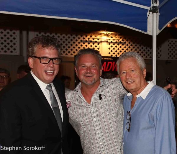 Billy Stritch, Sam Harris, Stephen Sorokoff Photo