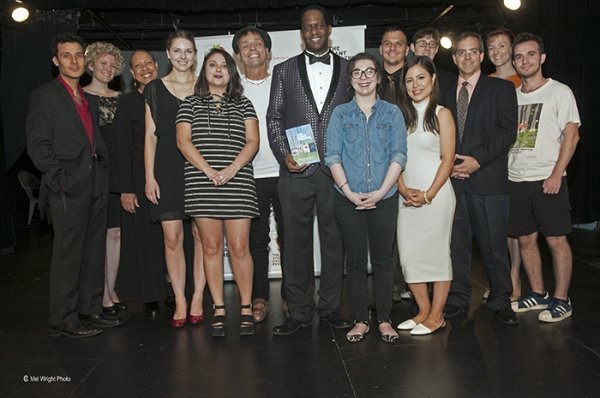 Photo Flash: Riant Theatre Kicks Off Strawberry One-Act Festival with Award for Director Liesl Tommy