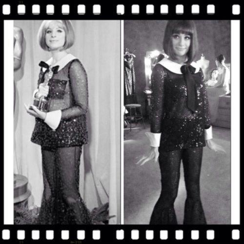 Barbra Streisand; Lea Michele