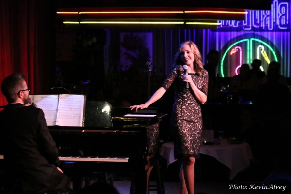 Fred Lassen and Laura Osnes