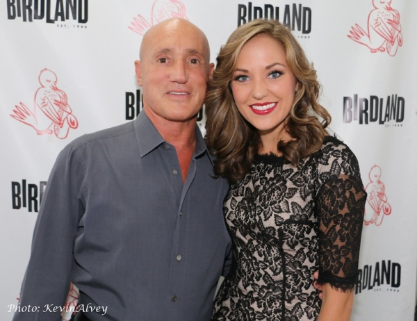 Gianni Valenti and Laura Osnes