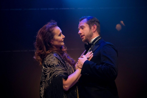 Photo Flash: First Look at GRAND HOTEL, Opening Tonight at Southwark Playhouse