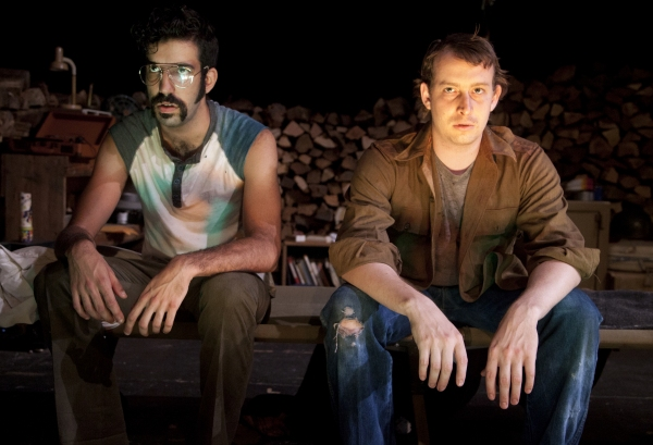 Photo Flash: First Look at HOLDEN by George & Co at the New Ohio Theatre