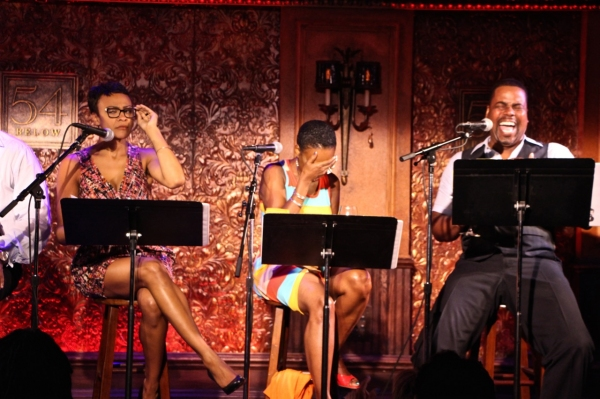 Carly Hughes, Brenda Braxton & Bernard Dotson
