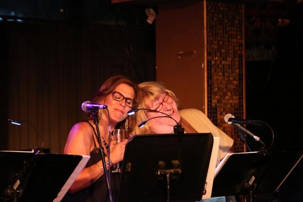 Lori Alan & Bruce Vilanch Photo