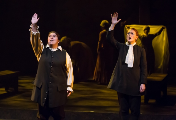 Photo Flash: First Look at World Premiere of Obeah Opera