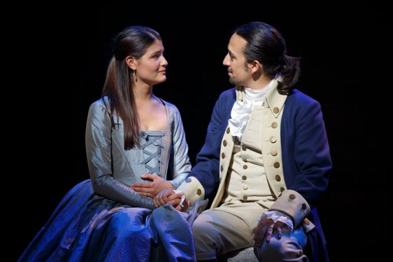 BWW Reviews:  HAMILTON Takes a Shot at Broadway