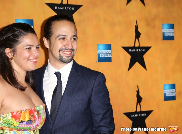 Photo Coverage: There Ain't No Party Like a HAMILTON Party; Go Inside Opening Night!