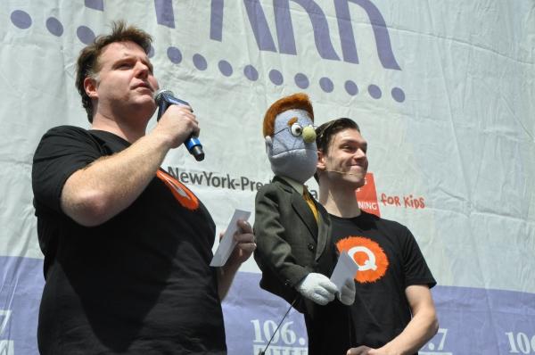 Nicholas Kohn, Rod and Ben Durocher Photo