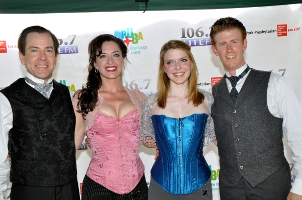 Greg Jackson, Kathy Voytko, Kristen Hahn and Mark Ledbetter Photo