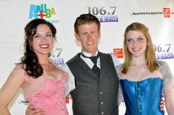 Kathy Voytko, Mark Ledbetter and Kristen Hahn Photo