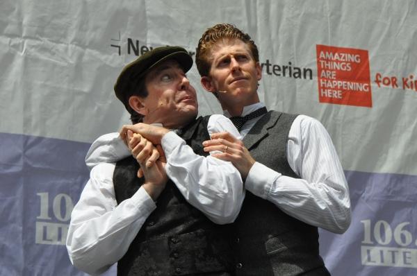 Greg Jackson and Mark Ledbetter Photo
